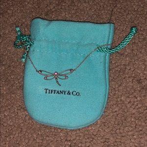 Tiffany & Co Dragonfly pendant